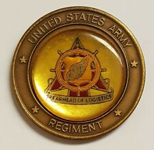 US Army Regiment Spearhead of Logistics