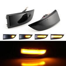 LED Dynamic Turn Signal Light Mirror Indicator For Renault Megane MK3 Safrane