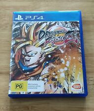 Dragon Ball FIGHTERZ Playstation 4 PS4 Juego-Libre P&p!