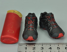 1/6 Scale Soldier Model Accessories ZERT JTFA Shock Worker Combat Boots Shoes