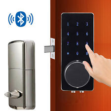 Smart Bluetooth Home door lock Keyless Touch Password Entry  Deadbolt US STOCK