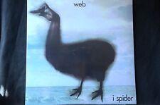 """The Web i Spider Prog Rock 12"""" vinyl LP New + Sealed"""