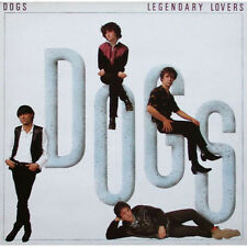 DOGS LEGENDARY LOVERS SONY RECORDS LP VINYLE NEUF NEW VINYL REISSUE RED