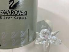 f6473d534 New ListingSwarovski Crystal Figurine The Orchid Pink 7478 000 003 / 200287  MIB W/COA