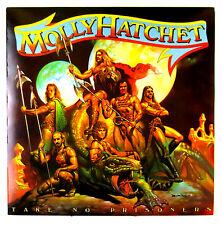 "12"" LP-Molly Hatchet-take no picchiarlo-c1827-Slavati & cleaned"