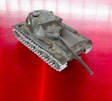 Solido Char Blindé AMX 30T.réf:209. 1/1965 guerre mondial jouet vintage