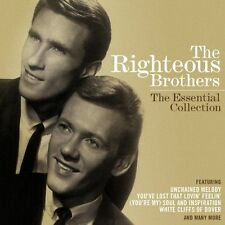 THE RIGHTEOUS BROTHERS: ESSENTIAL CD THE VERY BEST OF / GREATEST HITS / NEW