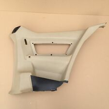 MERCEDES SEC W126 380 420 500 560 MK2 REAR QUARTER INTERIOR  PANEL DRIVER SIDE