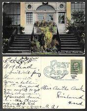 Old Ohio Postcard - Dayton - Building Number 3 at National Cash Register Company