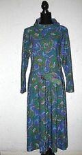 New Wave Polyester Original Vintage Dresses for Women