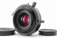 【AB- Exc】 Schneider-Kreuznach APO-SYMMAR 100mm f/5.6 MC Lens w/Compur 0 #3108