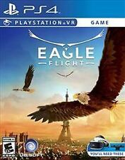 PS4 VR Eagle Flight (Sony PlayStation 4, 2016). Brand New. Free Shipping