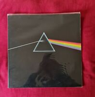 Pink Floyd The Dark Side of The Moon Vinyl LP Rare VG+++ Complete Set A3/B3