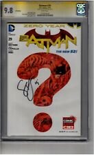 (B4) Batman #29 C2E2 Convention Exclusive CGC 9.8 Signature Series