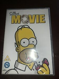 The Simpsons Movie (DVD, 2007) Professionally Reconditioned