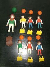 VINTAGE PLAYMOBIL 3560 TEACHER and CLASS SCHOOL CHILDREN