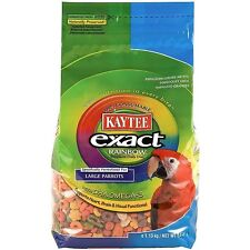 KAYTEE EXACT RAINBOW CHUNKY COMPLETE FOOD FOR LARGE PARROTS 1.13kg
