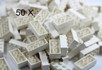 LEGO® White Brick 2 X 4 Part No 3001