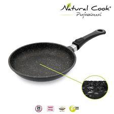 Poêle en pierre granité et céramique tous feux induction Natural Cook Pro