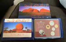 Royal Australian Mint 2002 Proof Set - Year of the Outback-MIB    REDUCED PRICE!