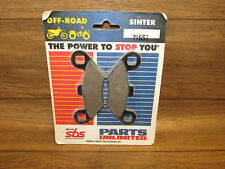 Polaris ATV Front Brake Pads SBS Parts Unlimited 1721-0346  1993-2007