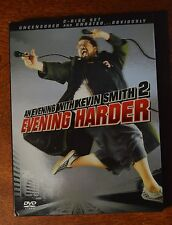 An Evening With Kevin Smith: Evening Harder (DVD, 2006, 2-Disc Set)