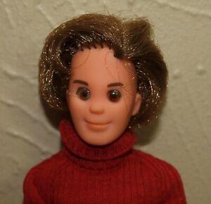 Vintage 1970s Mattel SUNSHINE FAMILY Dad STEVE Father w/ Original Outift & SHOES