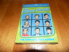 THE BRADY BUNCH The Complete Third Season 3 TV Series Classic 4 Disc DVD SET NEW