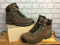 BRASHER MENS COUNTRY WALKER BROWN LEATHER WALKING BOOTS RRP £125 MANY SIZES