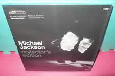 MICHAEL JACKSON - COLLECTOR,S EDITION - 2 DVDS