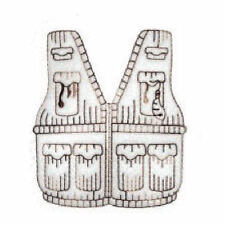 1094:  Machine Embroidery Designs - Gone Fishing - Redwork