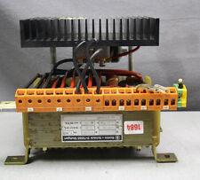 Bürkle Schöck Transformator Wandler Umformer trafo DUGA3555 DUGA 3555 pri 400v 2