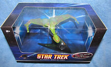 2009 HOT WHEELS - STAR TREK KLINGON BIRD-OF-PREY  -  DIE-CAST MIB