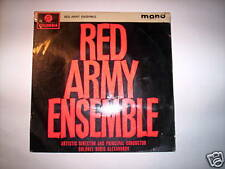 DISQUE 45T RED ARMY ENSEMBLE COLONEL BORIS ALEXANDROV