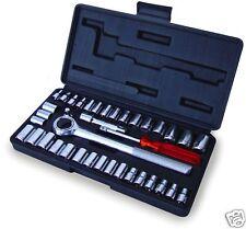 "Blue Spot Tools 40 Piece Socket Set 1/4"" & 3/8"" Drive"