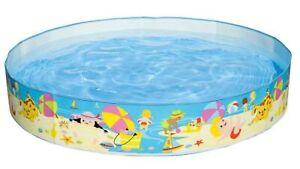 INTEX Beach Days Snapset Instant Kids Childrens Swimming Pool | 56451EP