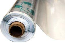 Vinyl-It Plastic Sheeting Roll Multi Purpose 4-1/2 ft. x 75 ft. Clear 12 mil