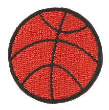 Écusson patche Basketball Basket Balle thermocollant patch brodé