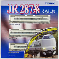 Tomix 92472 JR Series 287 Limited Express 'Kuroshio'  3 Cars Set (N scale)