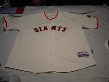 Tim Lincecum San Francisco GIANTS Baseball Club 2010 World Series Jersey size 54