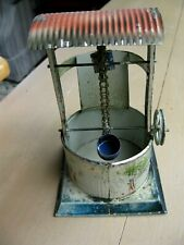 Bing, Doll Water Well, Steam driven tin toy