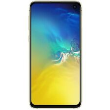 NEW Samsung Galaxy S10e SM-G970F 128GB FACTORY UNLOCKED Canary Yellow Smartphone
