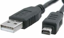 Alto grado-Cable Usb Para Cámaras Digitales Olympus-Cable USB CB-USB5/CB-USB..