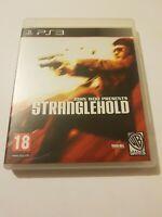 😍 jeu playstation 3 ps3 pal fr john wod presents stranglehold