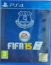 Everton edition Fifa 15 Jeu Playstation 4 PS4 football console de jeux