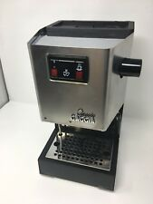 Gaggia Classic Stainless Steel Expresso Machine