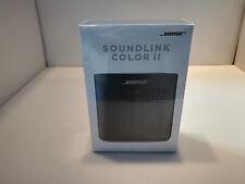 Bose SoundLink Color 2 Soft Black Portable Speaker