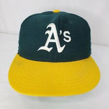 Oakland As New Era Wool Hat Pro Model Fitted Cap 6 7/8 Diamond Collection USA