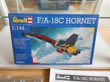 Modelkit Revell F/A 18C Hornet on 1:144 in Box