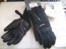 Gants moto hiver waterproof FIVE WFX City Long Femme noirs taille L/10 neuf+ét.